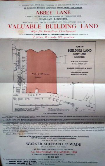1934 Valuable Plot of Land for Sale